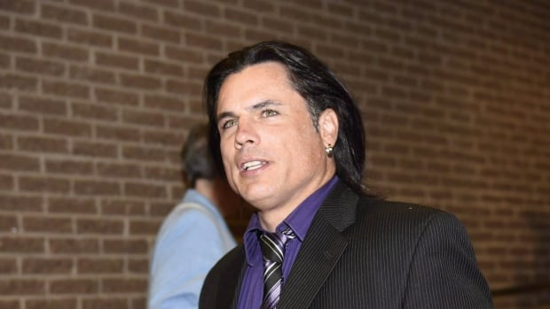 Patrick Brazeau, seen here at the Gatineau courthouse last June during his trial on charges of assault and sexual assault, appears set to plead guilty to a charge of simple assault.