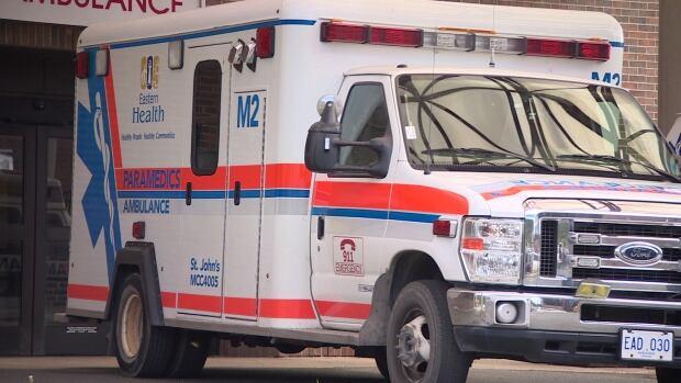 Ambulance Newfoundland