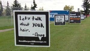 Send Harper a Message