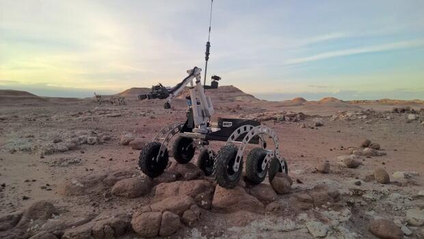 mars rover challenge team building - photo #17