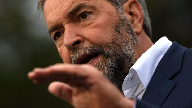 NDP Leader Tom Mulcair has made nearly $5 billion in health-care campaign pledges in the past week.