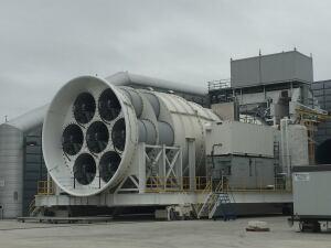 GE Wind Tunnel in Winnipeg
