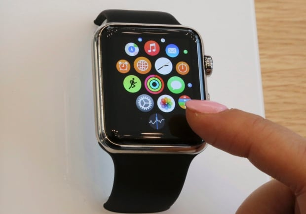 TEC Apple Watch
