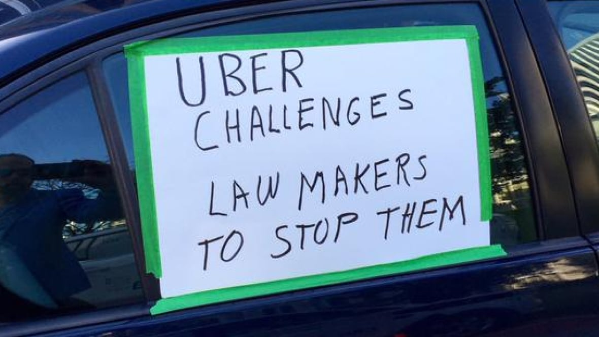 Taxi review offers City of Ottawa advice on dealing with Uber - Ottawa - CBC News