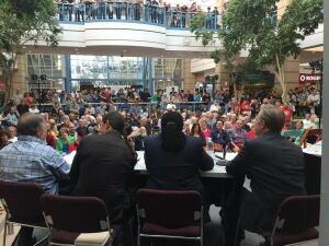 Downtown Winnipeg BIZ election forum