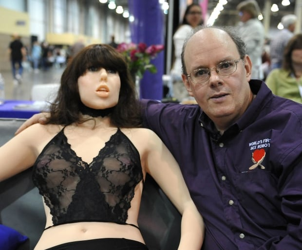 True Companion sex robot