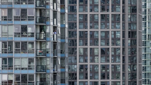 The vast majority of condominiums in Vancouver aren't family friendly. They're mainly condos with two-bedrooms or less, according to a new report from Vancity. THE CANADIAN PRESS/Darryl Dyck