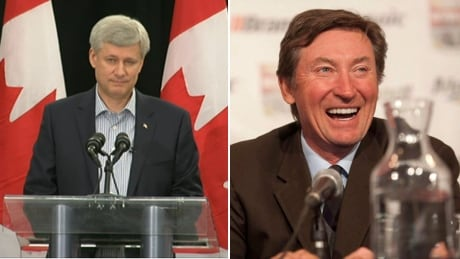 Gretzky to endorse Harper
