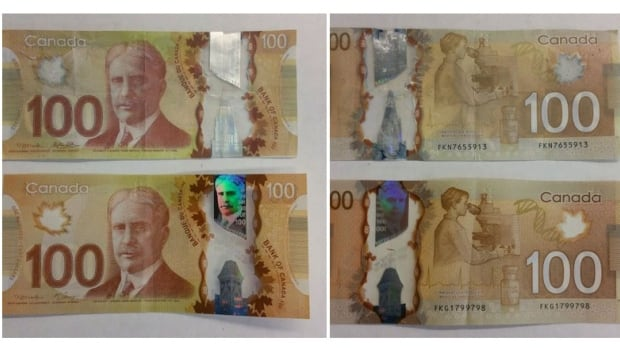 how to tell real money from fake