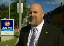 Bruce Pirt Ottawa Police Jasmine Stabbing Death