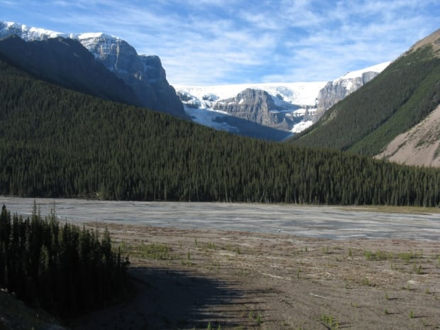 Athabasca headwaters