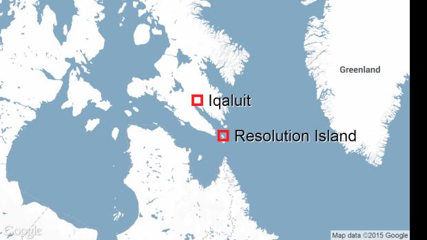 Resolution Island