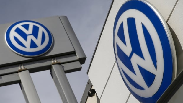 A whistleblower said he was fired by Volkswagen's U.S. office after trying to prevent destruction of documents.
