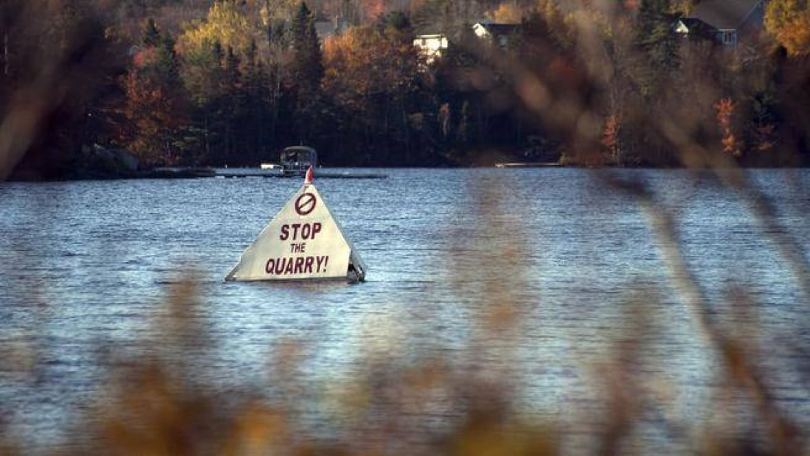 Fall River (NS) Canada  city photos gallery : Fall River quarry approval overturned by Andrew Younger Nova Scotia ...