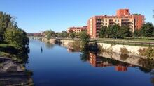 Lachine Canal Montreal weather