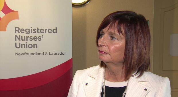 Debbie Forward Nurses' Union