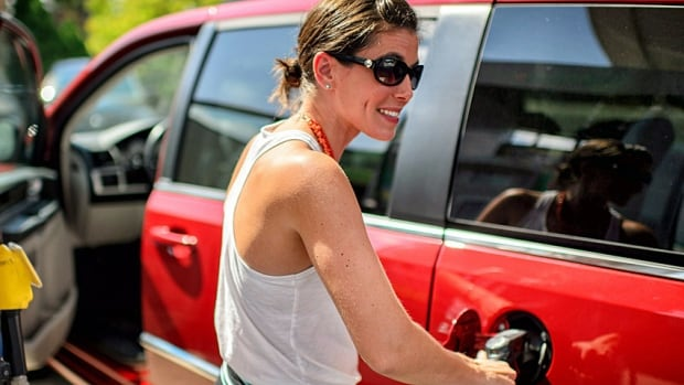 Pump prices in the U.S. dropped noticeably over the Labour Day weekend, and started to come down in Canada about two weeks later, at the end of the summer driving season.