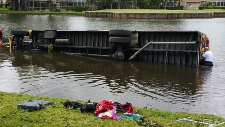 P.E.I. man saves children from alligator-infested water