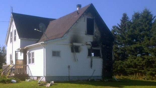 A fire in Carleton, P.E.I.,  that left one man homeless is being investigated by the provincial fire marshal's office.