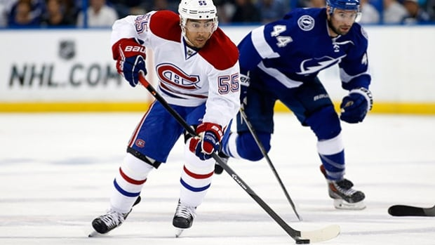Francis Bouillon spent 11 seasons with the Montreal Canadiens and had two stints with the Nashville Predators, scoring 32 goals and 149 points in 776 NHL games.