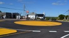 Stanley Bridge roundabout