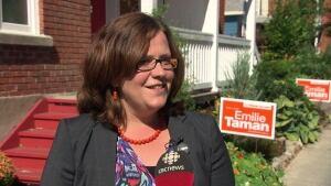 emilie taman election 2015 NDP candidate Ottawa-Vanier
