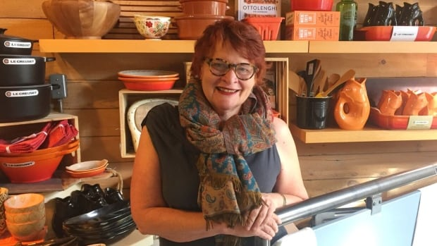 Gail Norton of The Cookbook Co. Cooks and City Palate detoured from an intended career in special education to become a leading figure in Calgary's culinary scene.