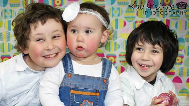 Siblings Daniel 9, Milly, 2, and Harry, 5., died when the minivan they were travelling in was hit by an SUV north of Toronto Sunday. Their grandfather also died. A 29-year-old man faces 18 charges in relation to the crash, including impaired driving causing death.