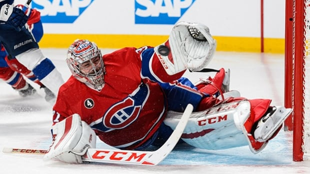 Carey Price Makes Habs Best Hope To End Canada S Stanley