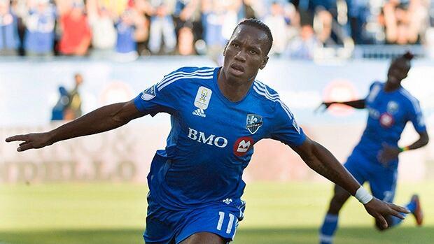 Didier Drogba en MLS