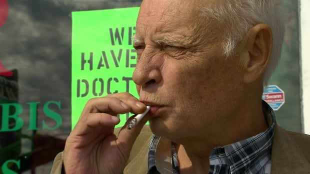 Bill VanderGraaf, who has a licence to use marijuana for medical purposes, advocates legalizing and regulating the drug.