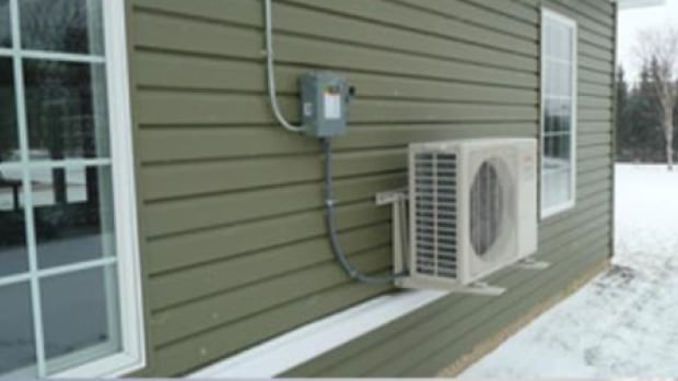 The province is offering rebates on high efficiency, ductless, mini-split heat pumps.