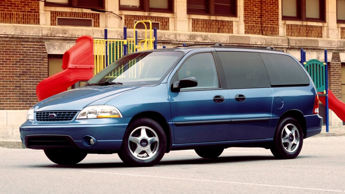 Ford Recalls 342 000 Windstar Minivans Made In Oakville