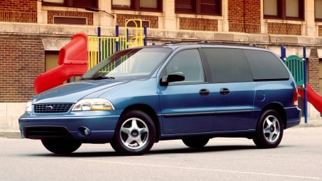 Ford Windstar Recall
