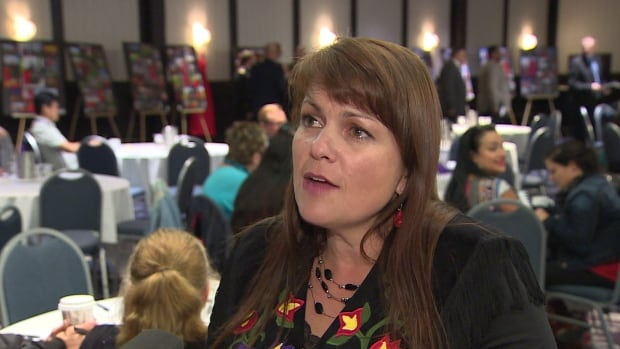 Dawn Lavell Harvard, president of the Native Women's Association of Canada, says a national inquiry into missing and murdered indigenous women needs to validate stories of human trafficking on ships from Thunder Bay, Ont.