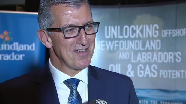 Premier Paul Davis is bullish about Newfoundland and Labrador's future in offshore oil exploration.
