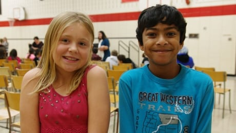 Dress well, don't lie: election advice from 10-year-olds