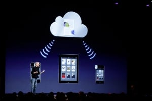 Steve Jobs cloud