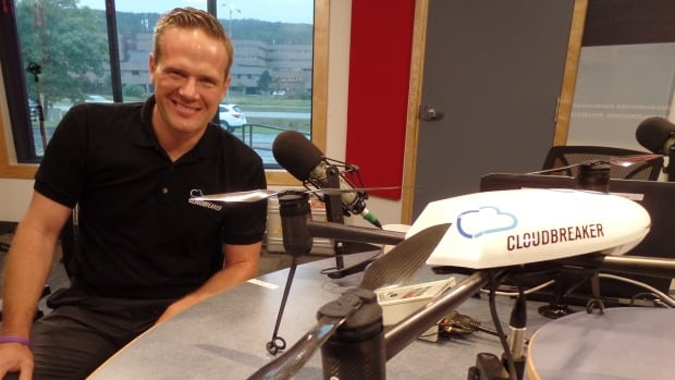 Pilot and licensed-drone operater, Chris LeGrow says drones can be dangerous and more education is needed.