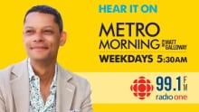 Matt Galloway on Metro Morning