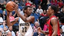 Andrew Wiggins to face Raptors in pre-season game as part of Canada Series