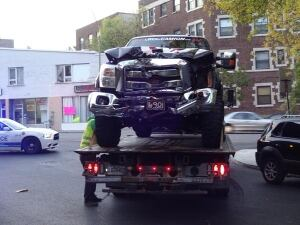 zack kassian car crash