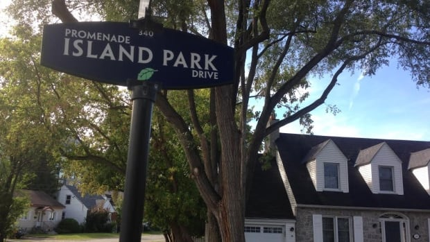 Island Park Drive is mostly made up of large, single-family homes, but Kitchissippi Ward councillor Jeff Leiper said there will likely be a push from some groups for more density.