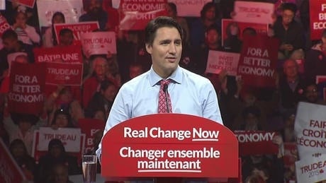 Liberal Leader Justin Trudeau Brampton