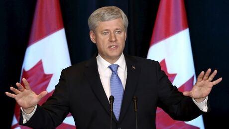Stephen Harper Conservative leader