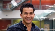 Wab Kinew book publicity photo