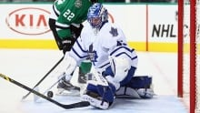 Leafs goalie Jonathan Bernier to start first 2 games