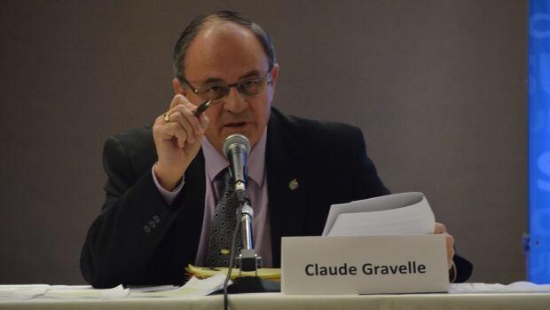 Former Nickel Belt MP Claude Gravelle.
