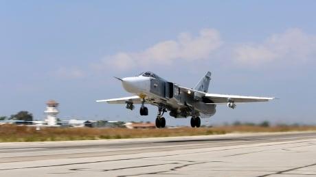 Syria Crowded Skies