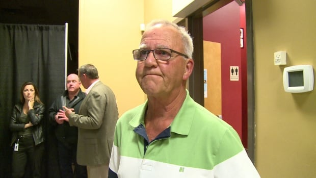 Vern Smitheram, chair of Friends of Covehead and Brackley Bay, says it is time to stop putting off dealing with P.E.I.'s water problems.